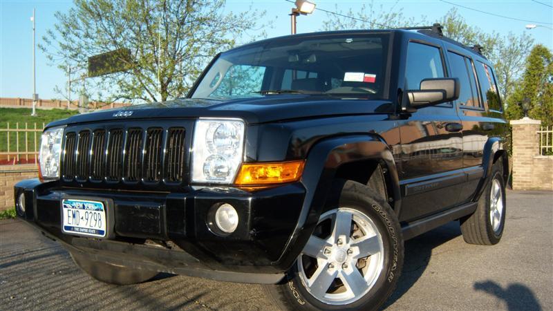 used 2006 jeep commander 4wd sport utility 11. Black Bedroom Furniture Sets. Home Design Ideas