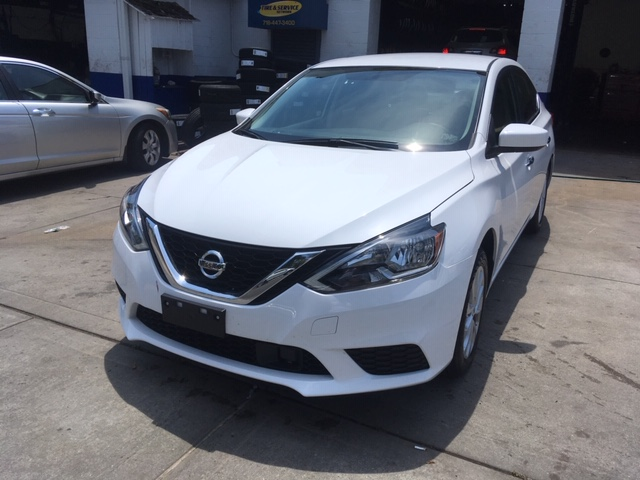 Used Car - 2019 Nissan Sentra SV for Sale in Staten Island, NY