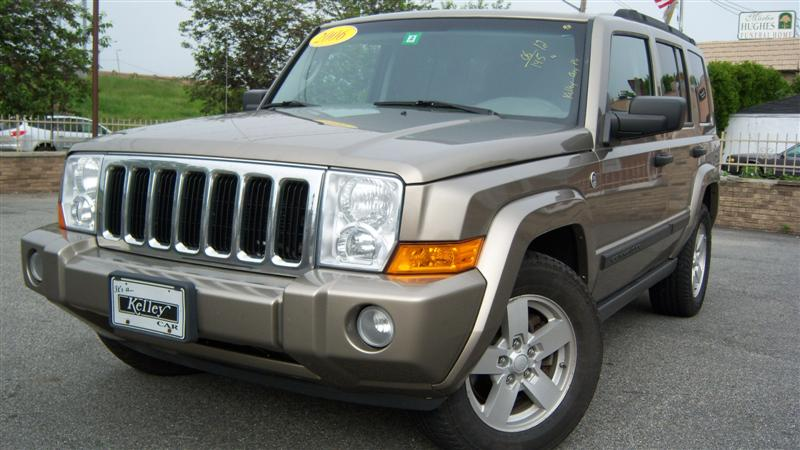 used car 2006 jeep commander for sale in staten island ny. Black Bedroom Furniture Sets. Home Design Ideas