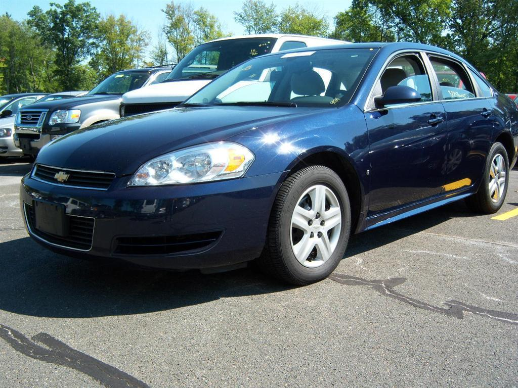 offers used car for sale 2009 chevrolet impala sedan ls 8 in. Black Bedroom Furniture Sets. Home Design Ideas