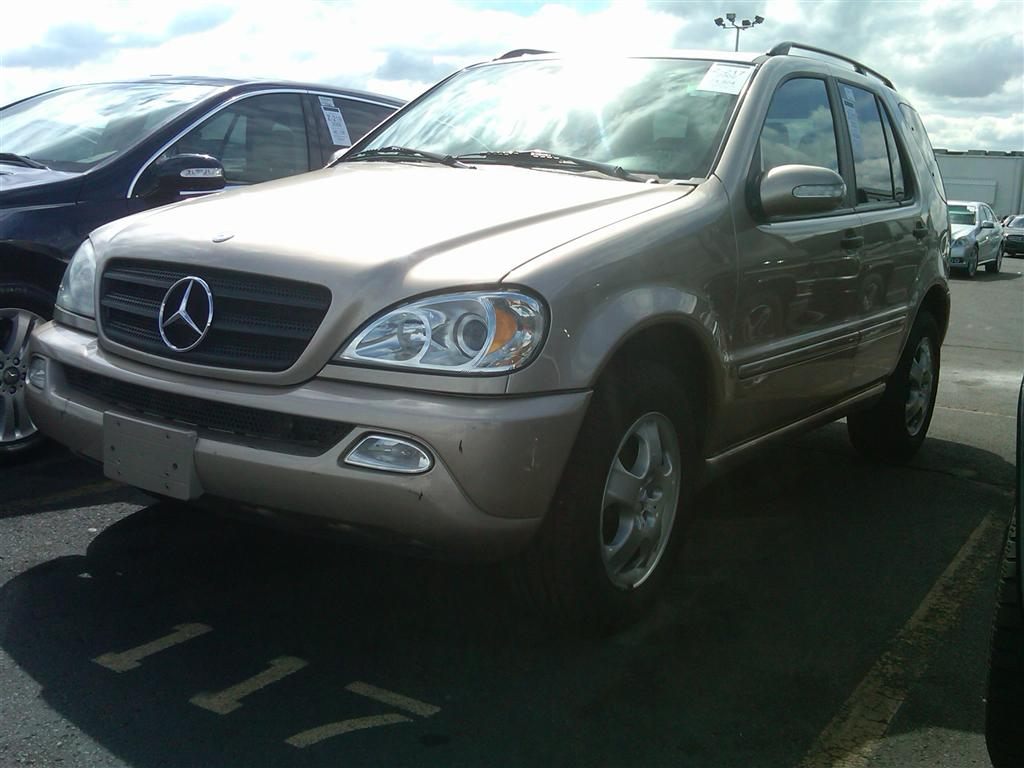 Mercedes Benz mercedes benz ml320 : CheapUsedCars4Sale.com offers Used Car for Sale - 2002 Mercedes ...