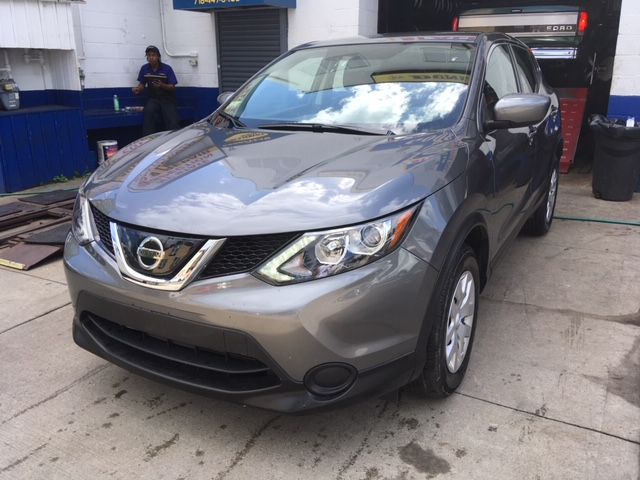 Used Car - 2019 Nissan Rogue Sport S AWD for Sale in Staten Island, NY