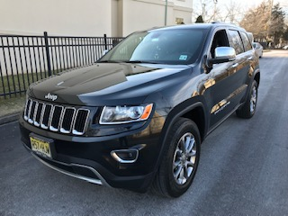 Used Car - 2014 Jeep Grand Cherokee Limited for Sale in Staten Island, NY
