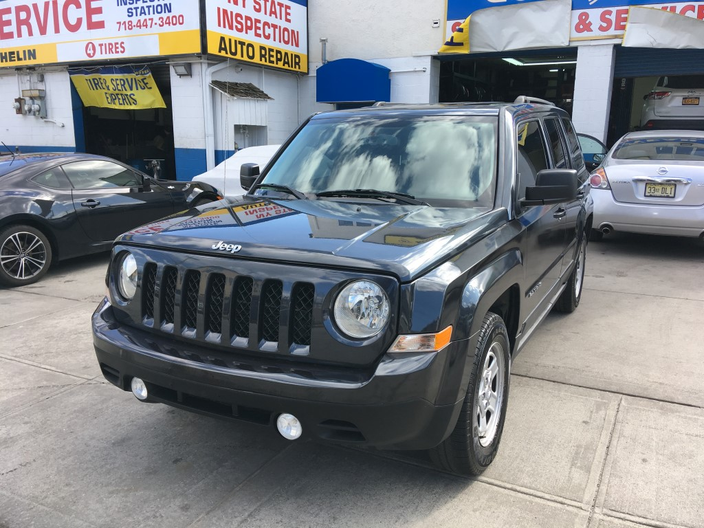 Used Car - 2015 Jeep Patriot Sport for Sale in Brooklyn, NY