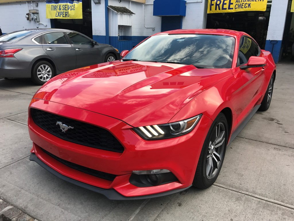 Used Car - 2015 Ford Mustang EcoBoost Premium for Sale in Staten Island, NY