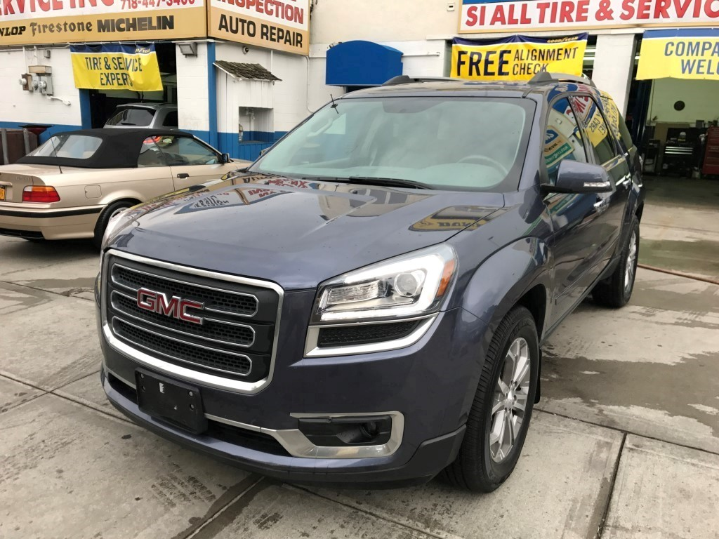 Used Car - 2014 GMC Acadia SLT AWD for Sale in Staten Island, NY