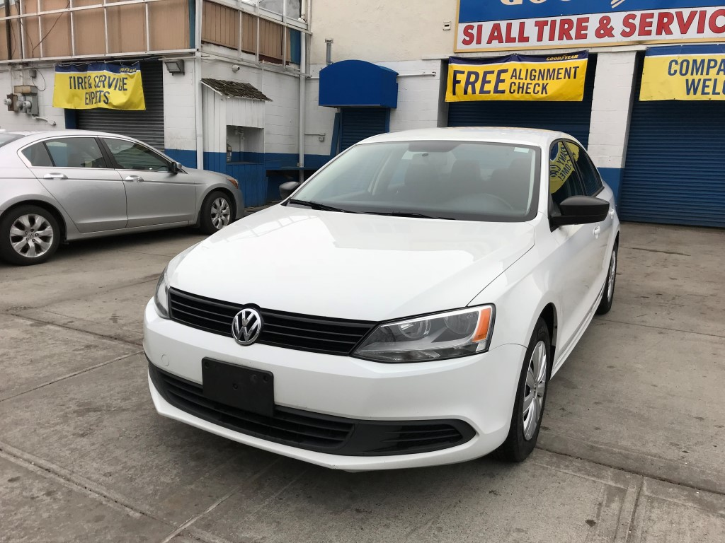 Used Car - 2014 Volkswagen Jetta S for Sale in Staten Island, NY