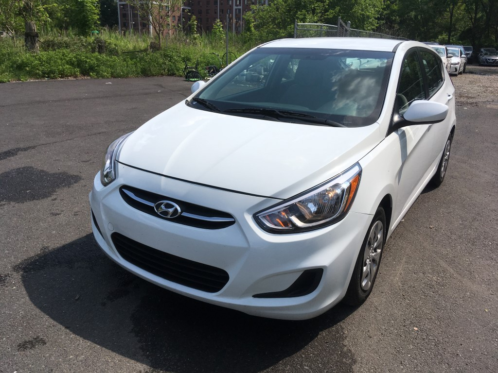 Used Car - 2017 Hyundai Accent SE for Sale in Staten Island, NY
