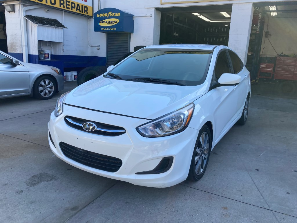Used Car - 2017 Hyundai Accent VALUE EDITION for Sale in Staten Island, NY