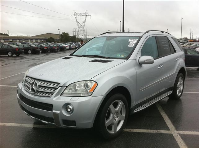 offers used car for sale 2008 mercedes benz ml550 awd sport utility. Black Bedroom Furniture Sets. Home Design Ideas