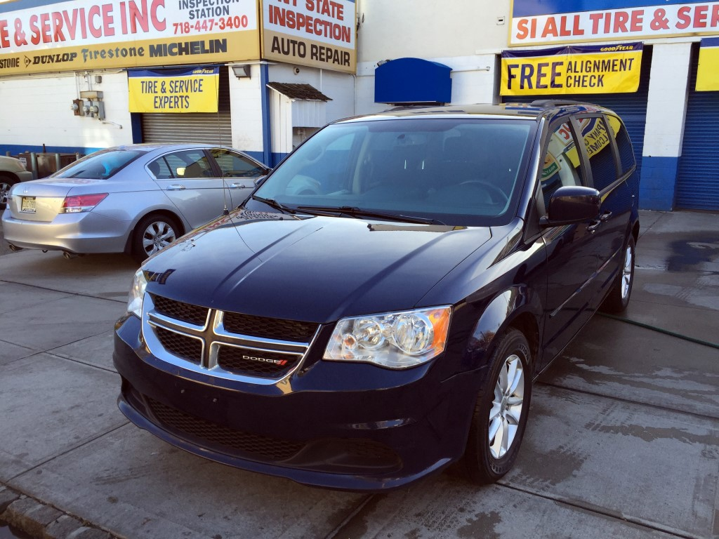 Used Car - 2014 Dodge Caravan SXT for Sale in Staten Island, NY