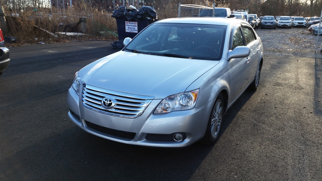 Used Car - 2010 Toyota Avalon Limited for Sale in Staten Island, NY