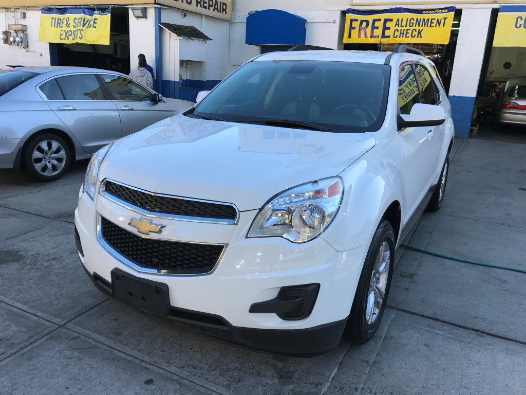 Used Car for sale - 2015 Equinox LT Chevrolet  in Staten Island, NY