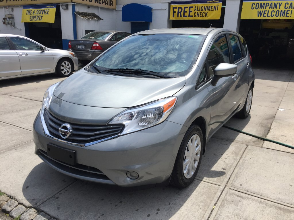Used Car - 2015 Nissan Versa Note SV for Sale in Brooklyn, NY