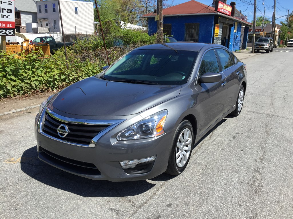 used car 2015 nissan altima s for sale in staten island ny. Black Bedroom Furniture Sets. Home Design Ideas