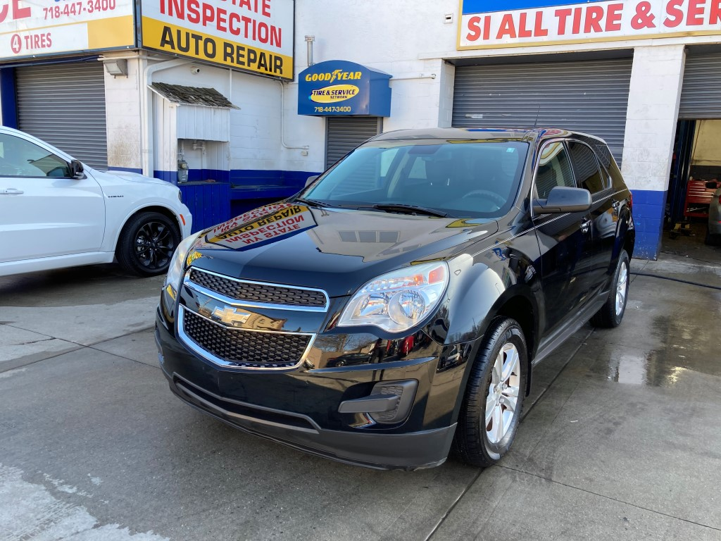 Used Car - 2012 Chevrolet Equinox LS for Sale in Staten Island, NY