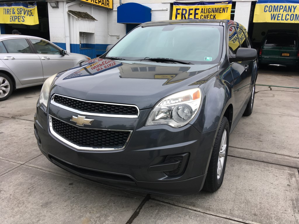 Used Car - 2011 Chevrolet Equinox LS AWD for Sale in Staten Island, NY
