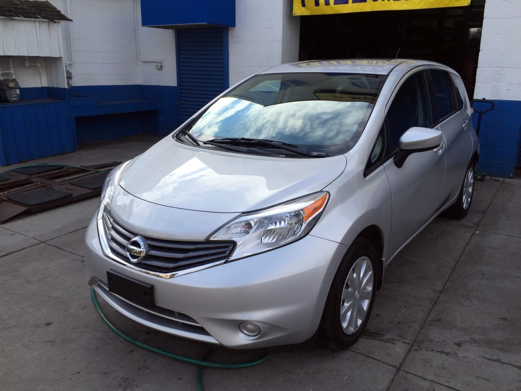 Used Car for sale - 2015 Versa Note SV Nissan  in Staten Island, NY