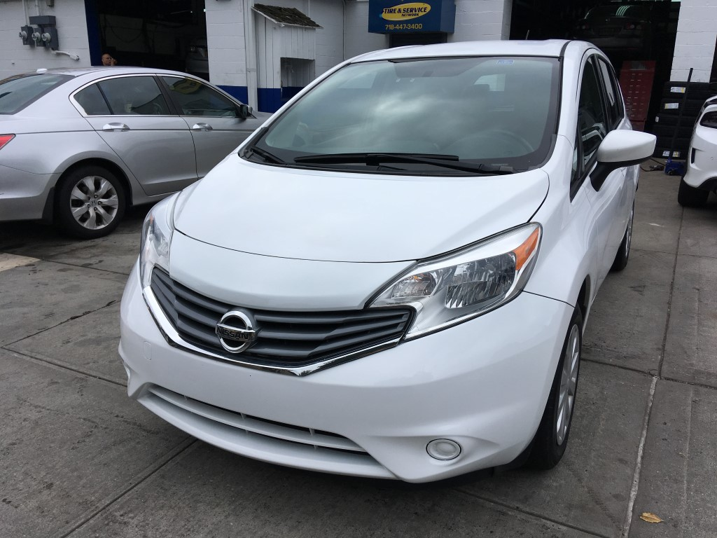 Used Car - 2016 Nissan Versa Note SV for Sale in Staten Island, NY