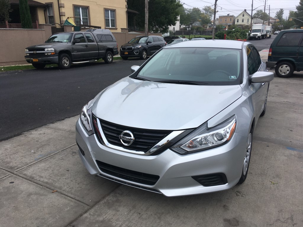 Used Car - 2017 Nissan Altima 2.5 S for Sale in Staten Island, NY