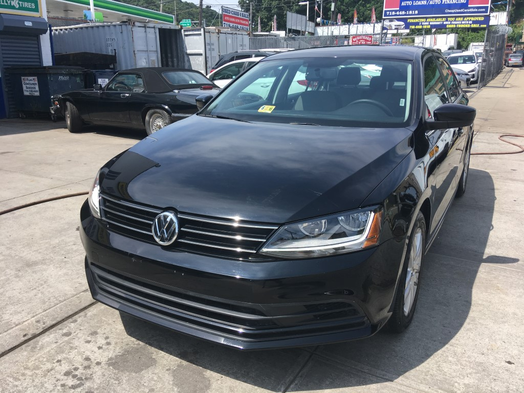 Used Car - 2017 Volkswagen Jetta S for Sale in Staten Island, NY