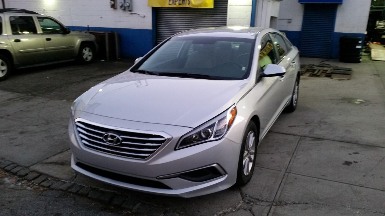 Used Car - 2016 Hyundai Sonata SE for Sale in Staten Island, NY