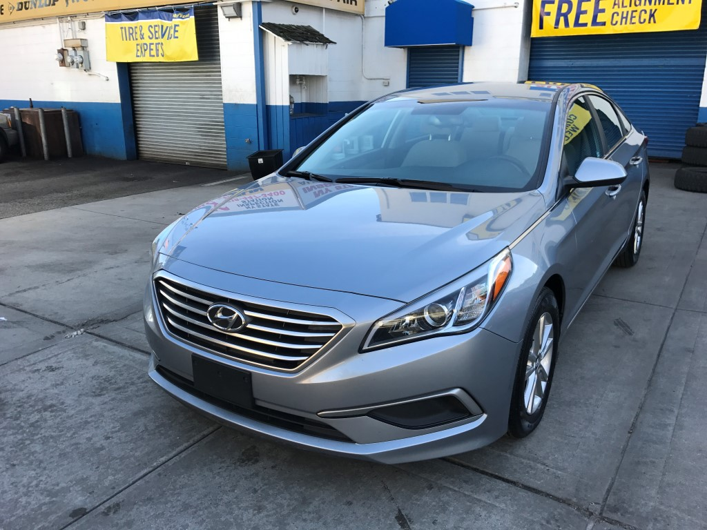Used Car - 2016 Hyundai Sonata GLS for Sale in Staten Island, NY