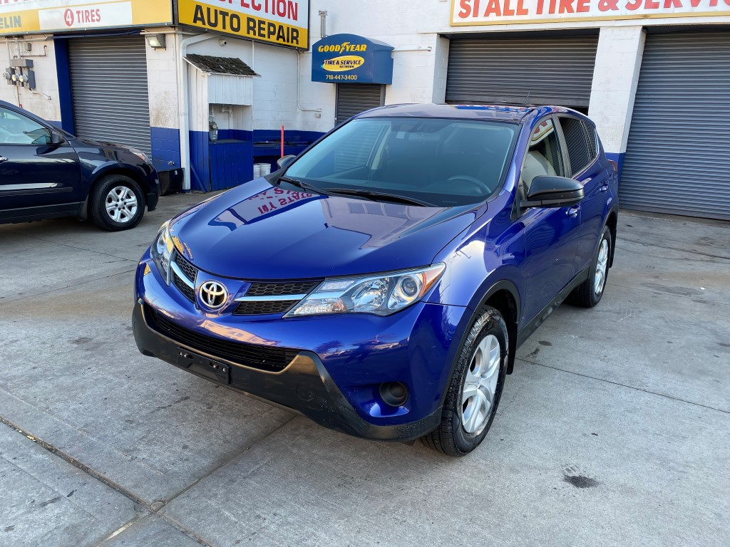 Used Car - 2015 Toyota RAV4 LE AWD for Sale in Staten Island, NY