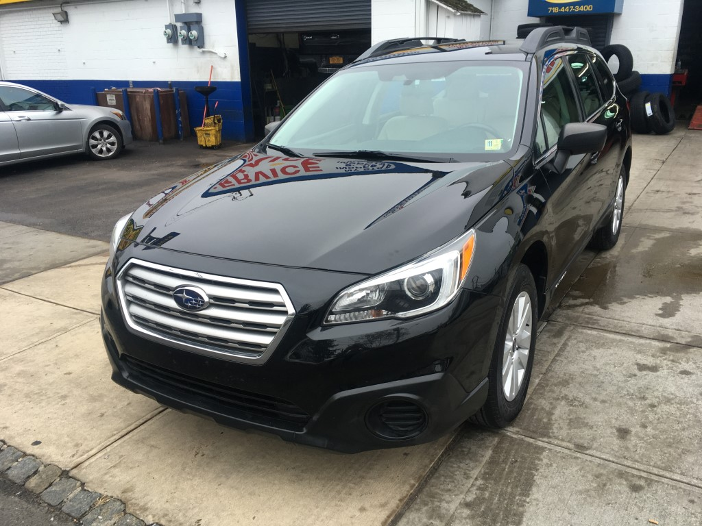 Used Car - 2017 Subaru Outback 2.5i AWD for Sale in Staten Island, NY