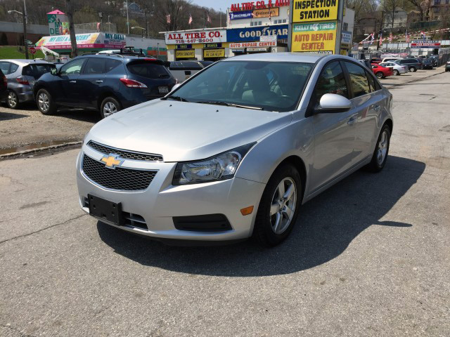 used 2012 chevrolet cruze lt sedan 4 dr 10. Black Bedroom Furniture Sets. Home Design Ideas