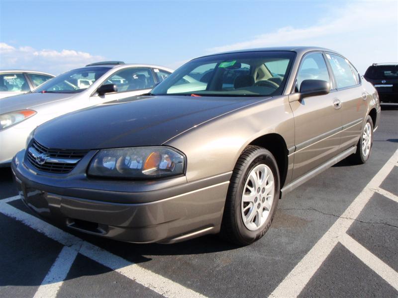 offers used car for sale 2002 chevrolet impala sedan 2 in. Black Bedroom Furniture Sets. Home Design Ideas