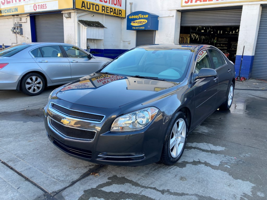 Used Car - 2012 Chevrolet Malibu LS for Sale in Staten Island, NY