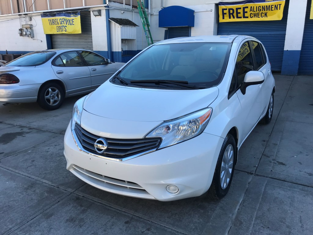 Used Car - 2014 Nissan Versa Note SV for Sale in Staten Island, NY