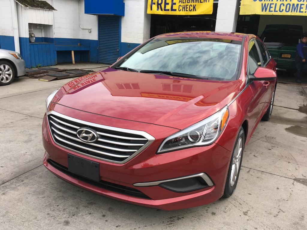 Used Car - 2016 Hyundai Sonata for Sale in Staten Island, NY
