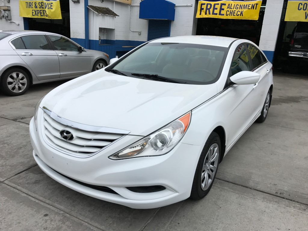 Used Car - 2012 Hyundai Sonata GLS for Sale in Staten Island, NY
