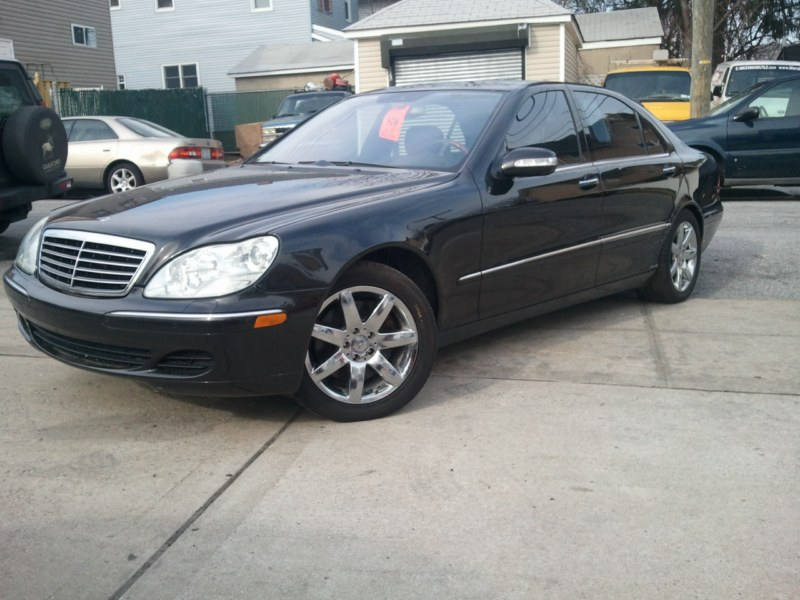 Used 2004 mercedes benz s class sedan 16 for Cheap used mercedes benz for sale