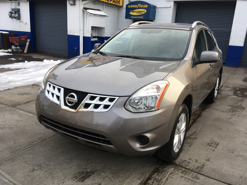Used Car - 2012 Nissan Rogue SV AWD for Sale in Staten Island, NY