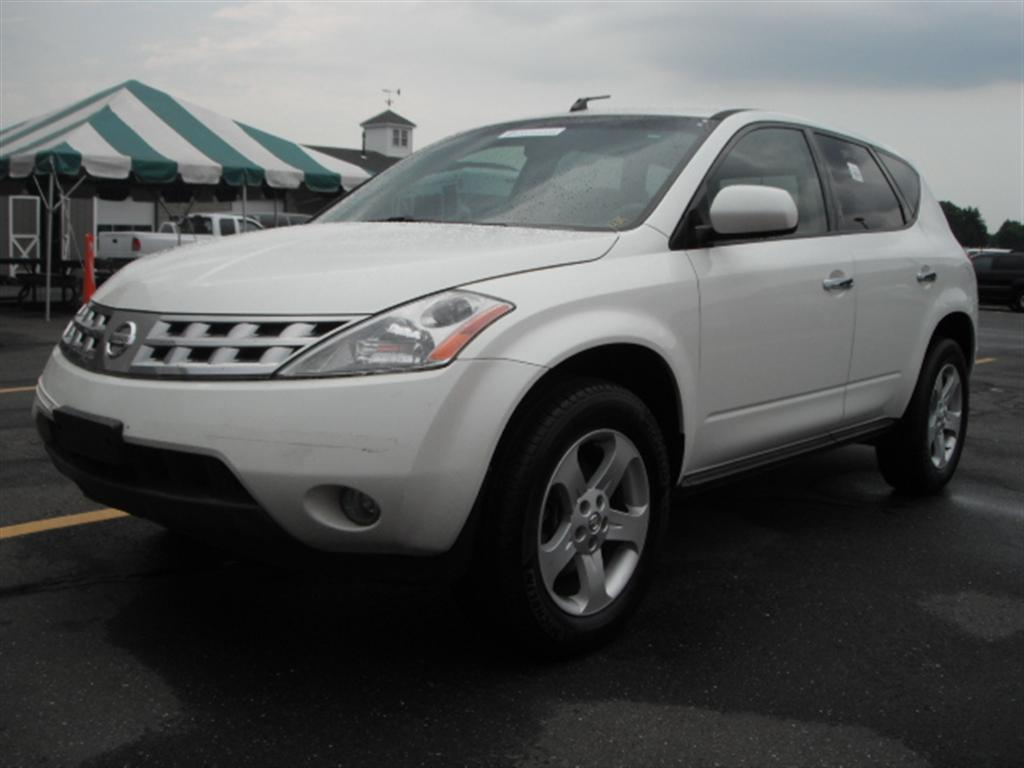 offers used car for sale 2005 nissan murano sport utility sl awd 7 890. Black Bedroom Furniture Sets. Home Design Ideas