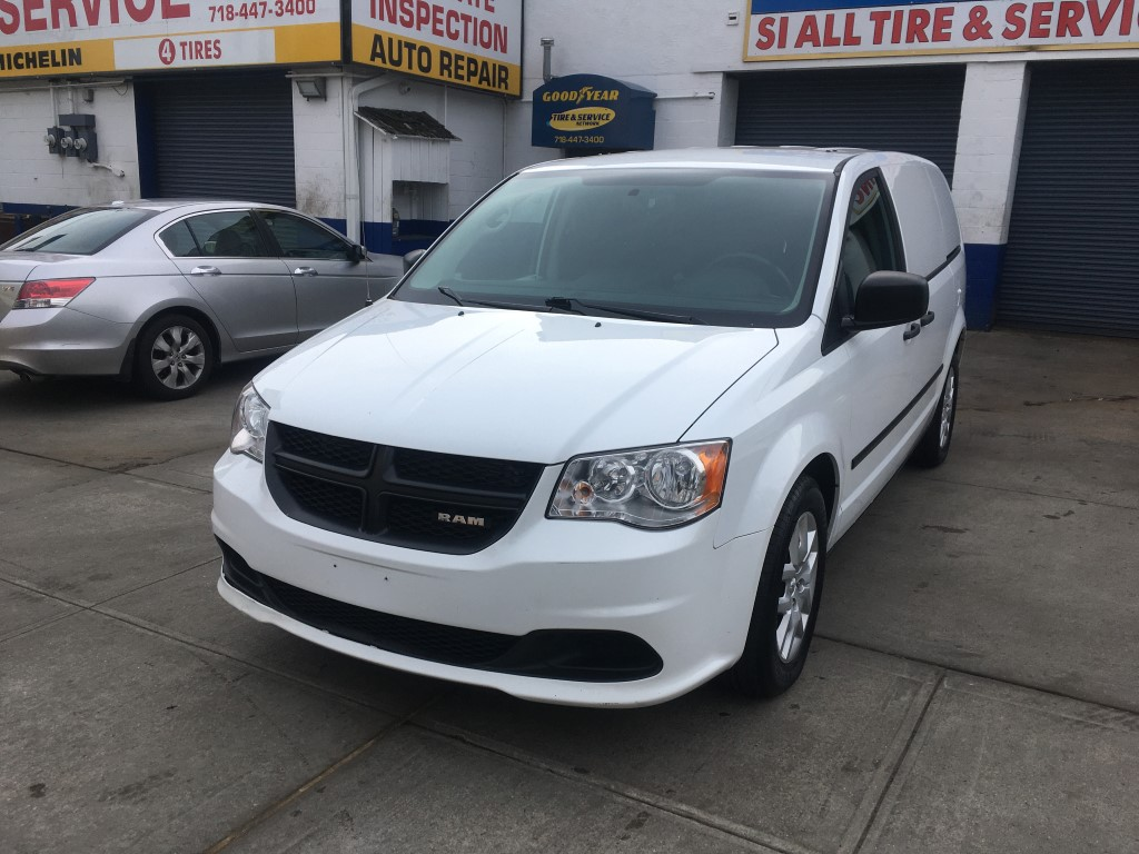 Used Car - 2014 RAM Tradesman for Sale in Staten Island, NY