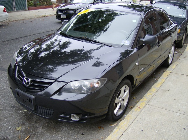 used 2006 mazda 3s sedan 7. Black Bedroom Furniture Sets. Home Design Ideas