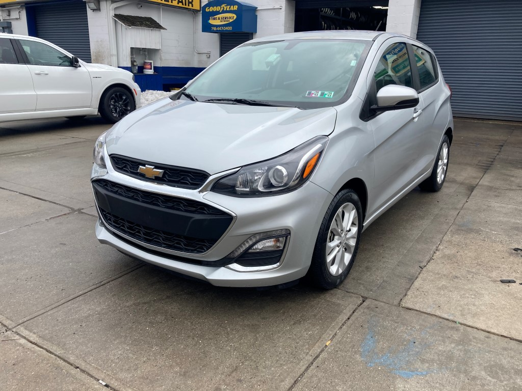 Used Car - 2020 Chevrolet Spark LT for Sale in Staten Island, NY
