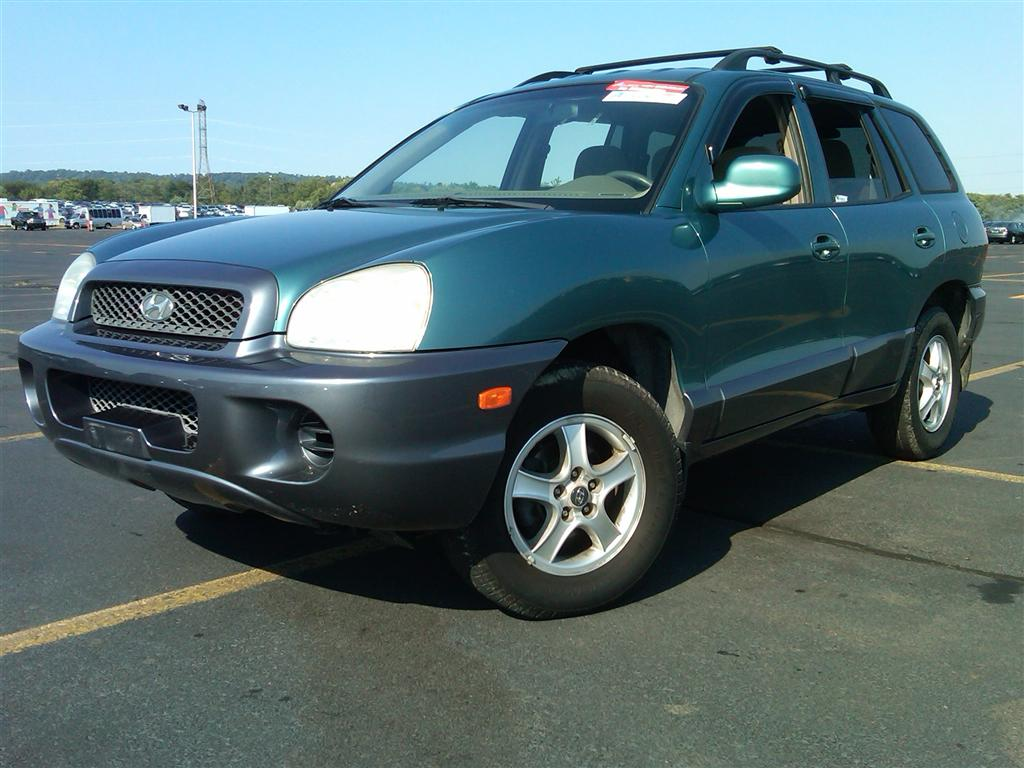 offers used car for sale 2003 hyundai santa fe sport utility 5. Black Bedroom Furniture Sets. Home Design Ideas