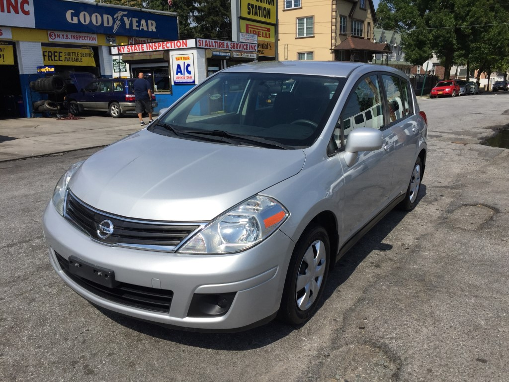 Used Car - 2011 Nissan Versa S for Sale in Brooklyn, NY
