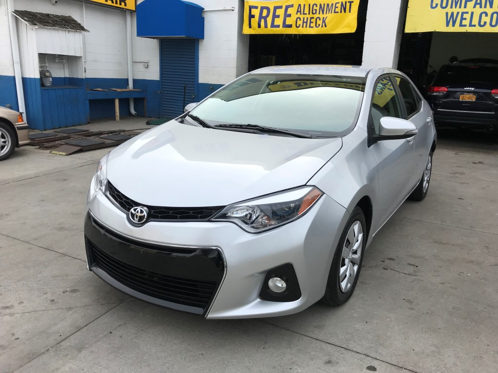 Used Car - 2015 Toyota Corolla S for Sale in Staten Island, NY