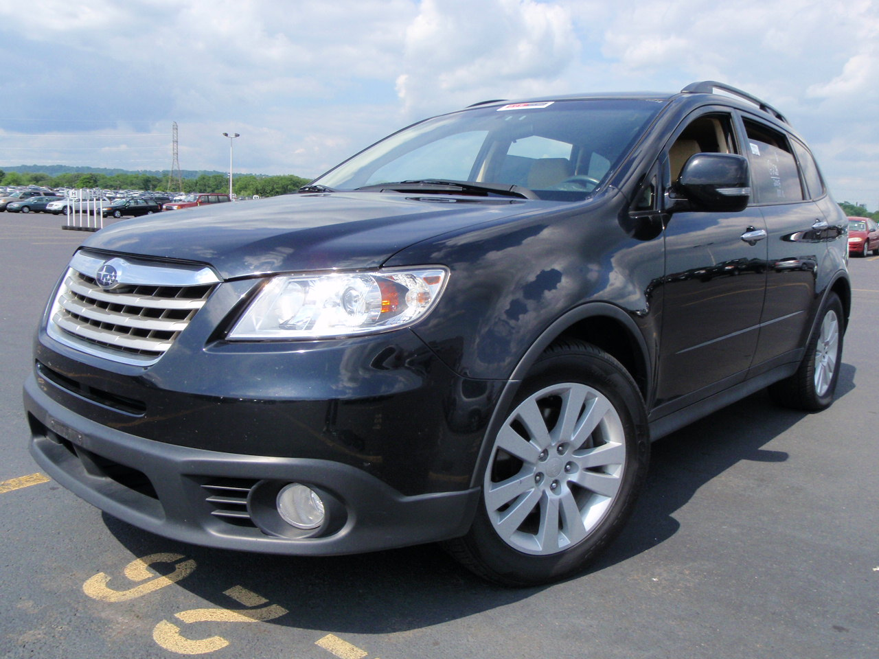 new and used subaru tribeca prices photos reviews html autos weblog. Black Bedroom Furniture Sets. Home Design Ideas