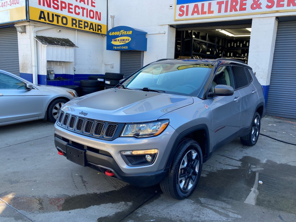 Used Car - 2018 Jeep Compass Trailhawk 4x4 for Sale in Staten Island, NY