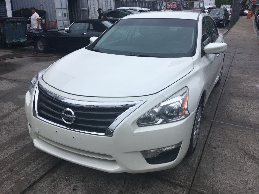 Used Car - 2014 Nissan Altima S for Sale in Staten Island, NY