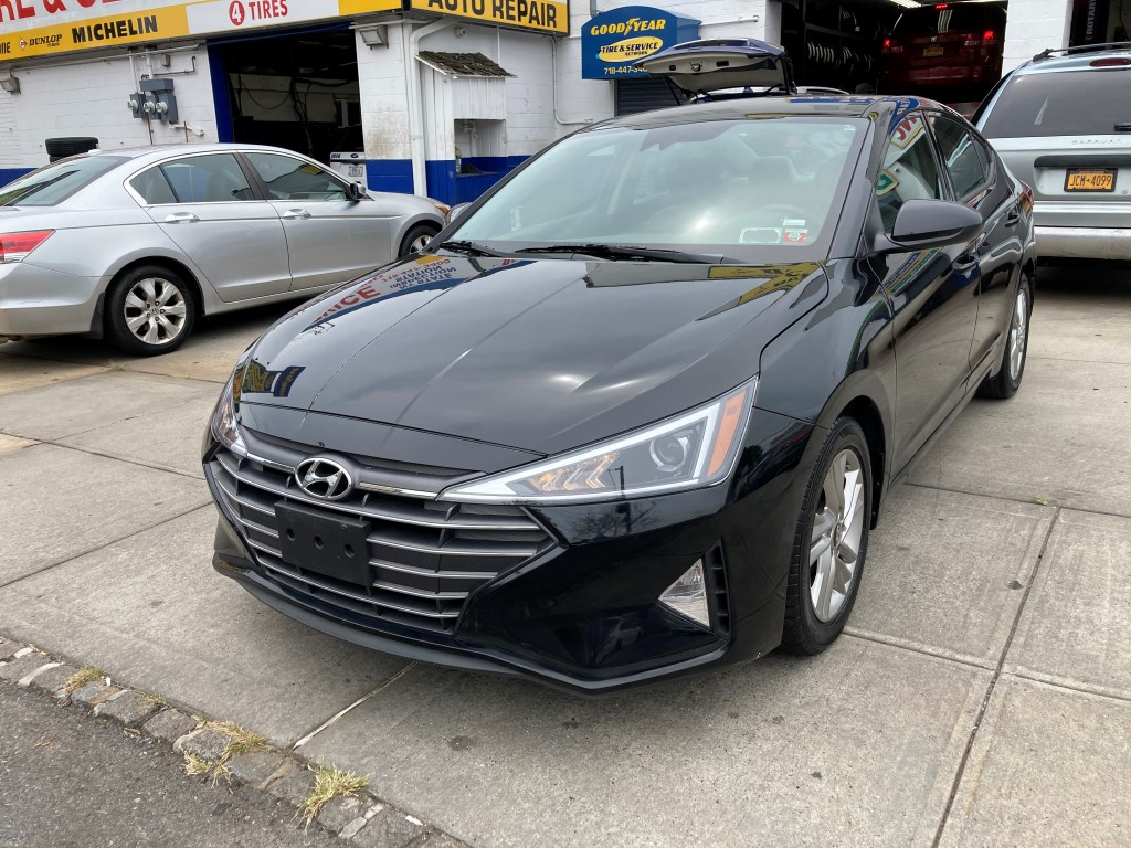 Used Car - 2019 Hyundai Elantra SEL for Sale in Staten Island, NY