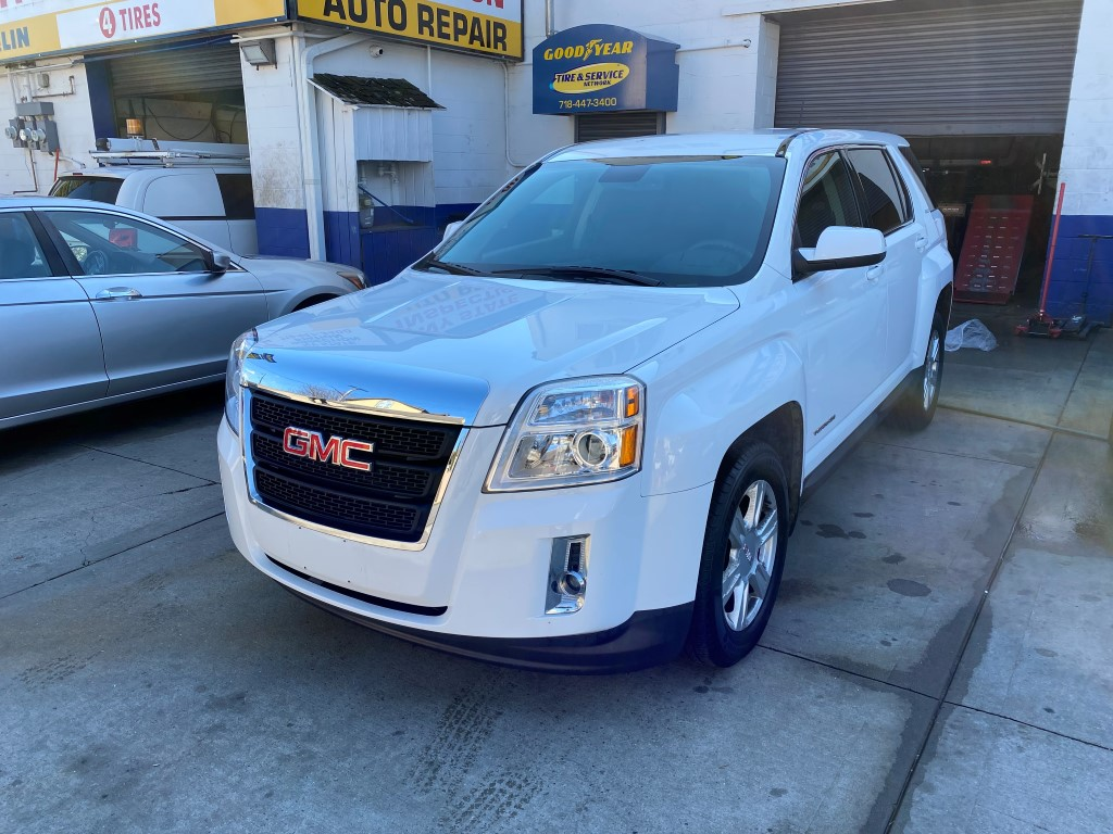 Used Car - 2015 GMC Terrain SLE for Sale in Staten Island, NY
