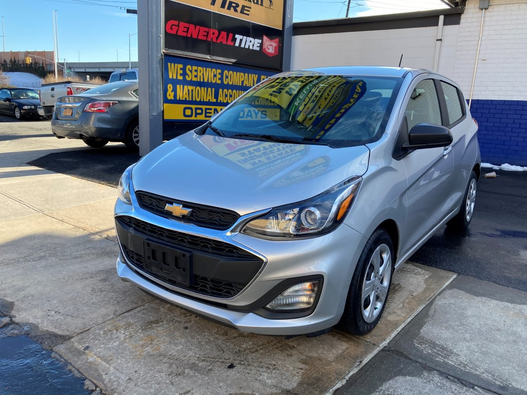Used Car - 2020 Chevrolet Spark LS for Sale in Staten Island, NY